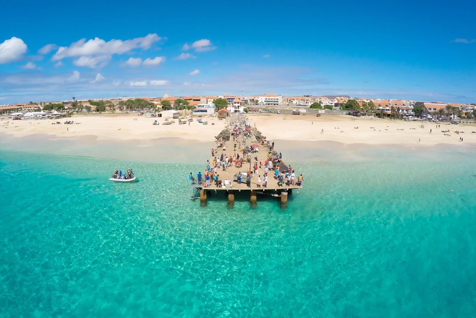 Ok Google Where Is Cape Verde