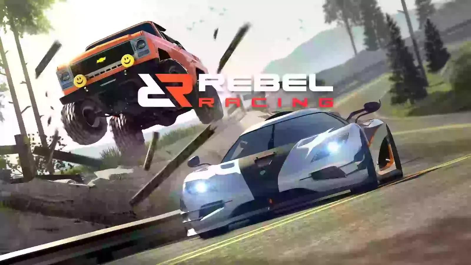 Rebel Racing انضم إلى حدث سباق الطرق الأكثر تميزا