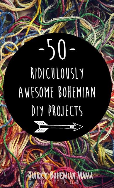 Quirky Bohemian Mama - A Bohemian Mom Blog: 50 Exquisite ...