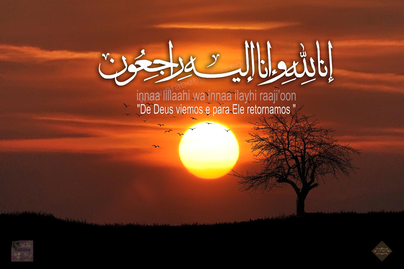 Estudos Da Língua E Cultura árabe Como Dar Os Pêsames Condolencias