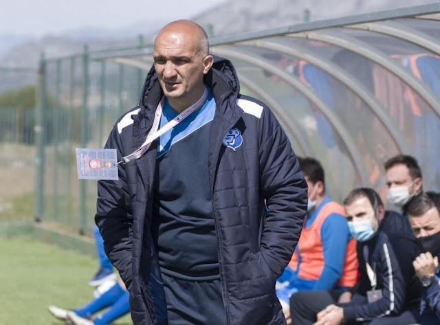 Mladen Lambulić novi trener FK Jezera