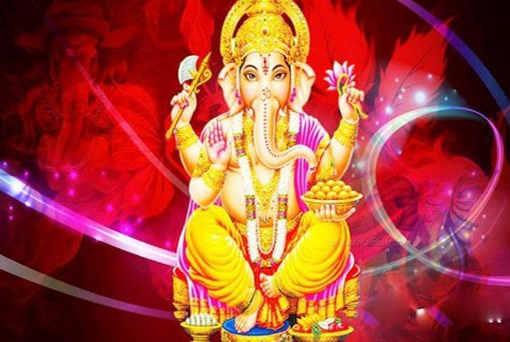 गणेशा ओम (Lyrics of Ganesh Vandana)