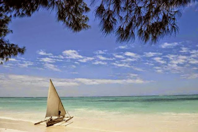2. Zanzibar. - Summer Is For Relaxing.... These 10 Beaches Will Cut Off Your Breath!