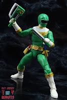 Power Rangers Lightning Collection Zeo Green Ranger 28