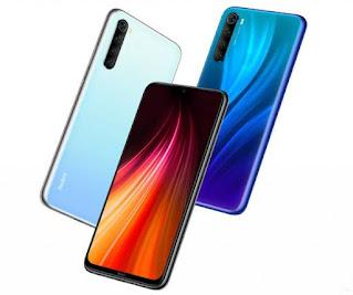 rekomendasi handphone 2 jutaan redmi note 8