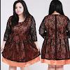 Tips Memilih Model Baju Untuk Wanita Tubuh Gemuk ( Plus Size)
