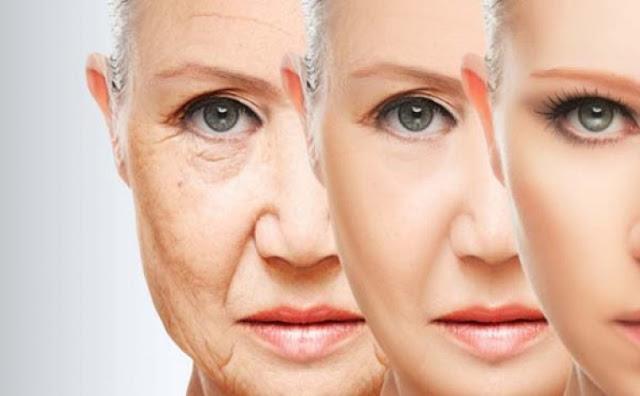 Vitamin E Mencegah Penuaan Dini