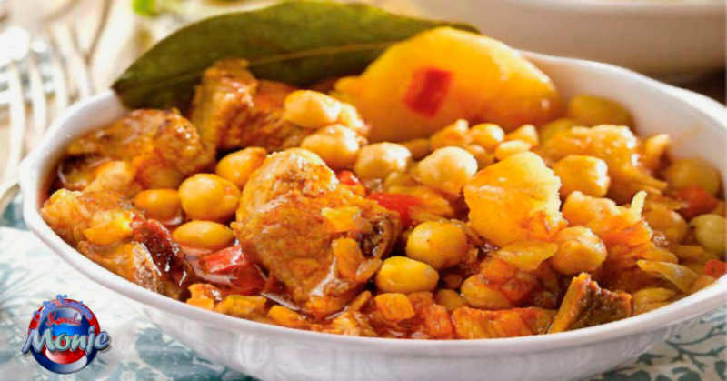 Garbanzos con Costillas