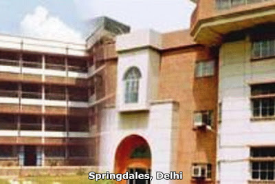Springdales, Delhi
