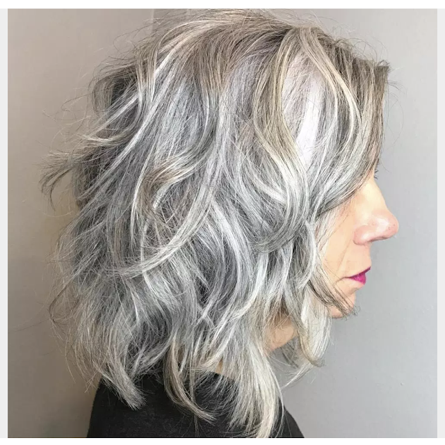 hairstyles for women over 60