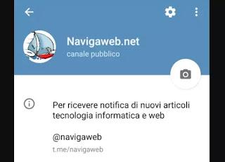 telegram navigaweb
