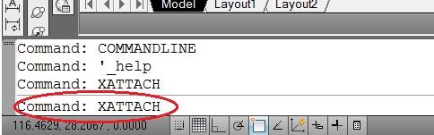 Cara membuat File Xref autocad gambar 2D dan 3D modeling