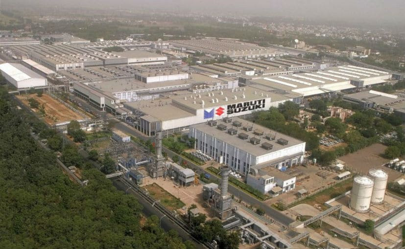 Maruti Suzuki Expects 60% Drop In September Production Due To Chip Shortage