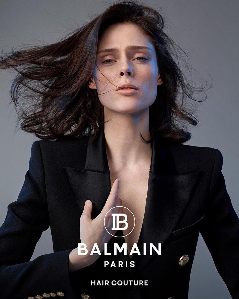 Balmain Hair Couture Spring 2019 Ads