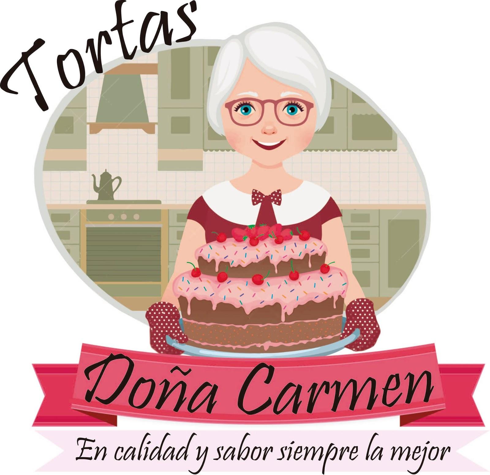 37a8f868b Tortas Caseras Doña Carmen  TORTAS DOÑA CARMEN