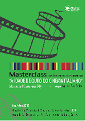 Masterclass: CINEMA ITALIANO