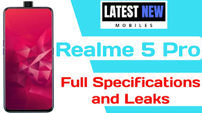 Realme 5 Pro Full Specifications