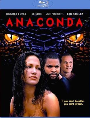 Anaconda 1997 Dual Audio Hindi 720p BluRay 750mb