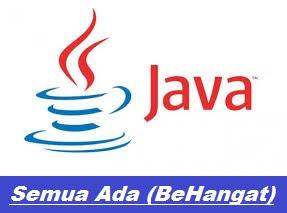 Pengenalan Pemrograman Java