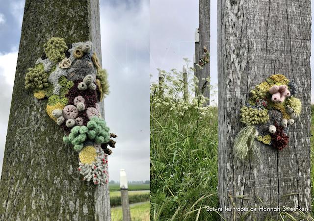 Suivre les traces de Hannah Streefkerk Blog Univers Créatifs Land Art