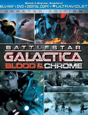 Baixar Torrent Battlestar Galactica: Blood & Chrome Download Grátis