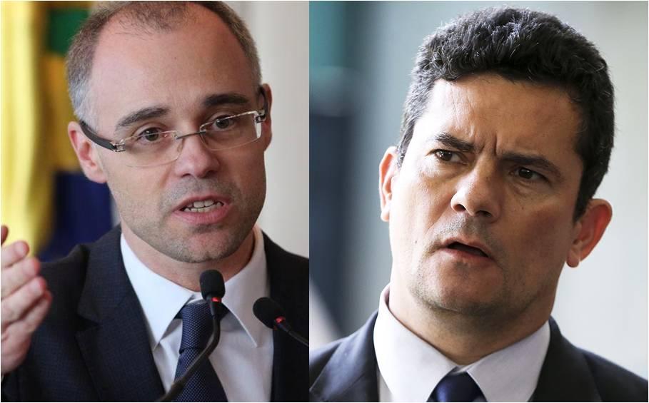 André Mendonça defende Bolsonaro contra acusações de Sérgio Moro