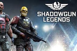 Shadowgun Legends MOD APK v1.0.2 Dumb Enemies (Enemies in PVE Will not Attack)