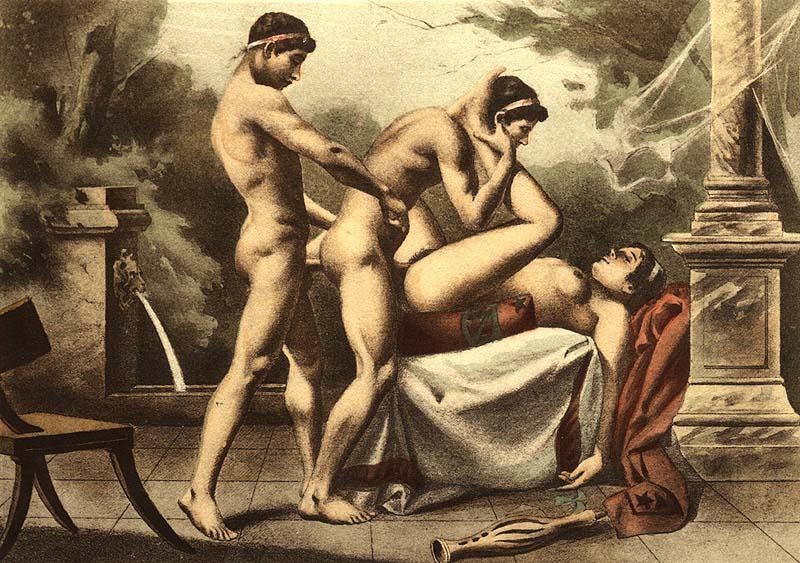 порно в древние века смотреть онлайн стала постанывать