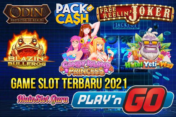Game Slot Play N GO Terbaru 2021