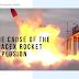La cause de l'explosion de la fusée SpaceX dans une boule de feu dramatique après le test