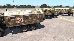 Arma3 車両の設定を改良するMOD