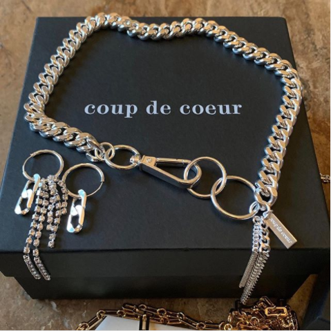 Coup de Coeur London jewelry online
