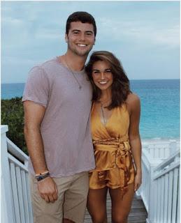Jarrett Stidham S Wife