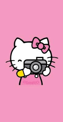 Wallpaper hello kitty lucu dan imut
