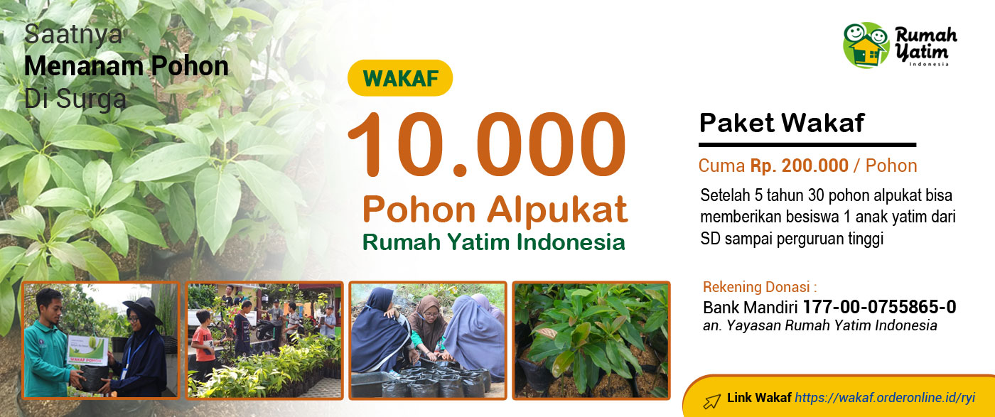 Wakaf Pohon
