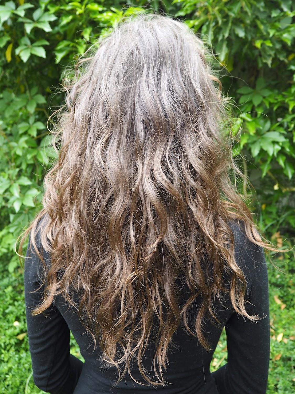No Poo Wavy Curly Hair
