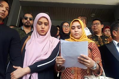 Dear Galih, Ini Syarat Jika Ingin Dimaafkan Oleh Fairuz