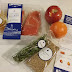 A Witch's View - Blue Apron Review - Tangelo & Honey Glazed Salmon