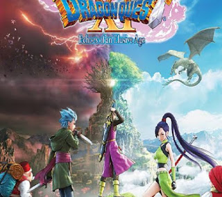 Download the game Dragon Quest 11