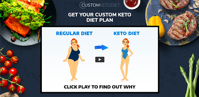 Get Your Custom Keto Diet Plan That Works