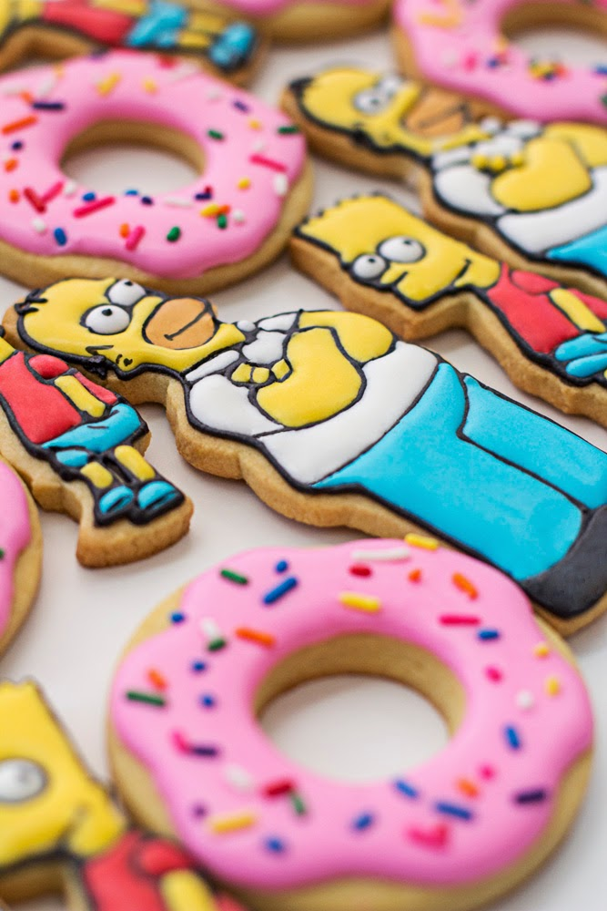 galletas simpson