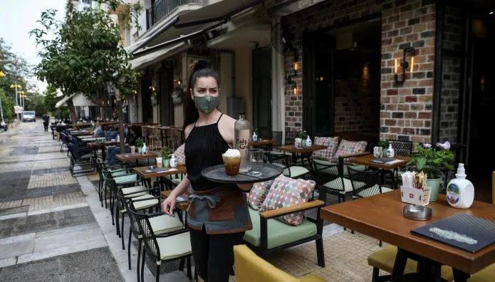 Ούτε για καφέ χωρίς τσίμπημα ! Σφίγγουν τον κλοιό κατά των ανεμβολίαστων