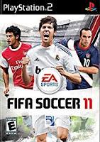 FIFA 11 PS2 Torrent