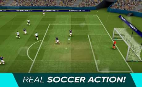 Soccer Cup 2020 Gameplay