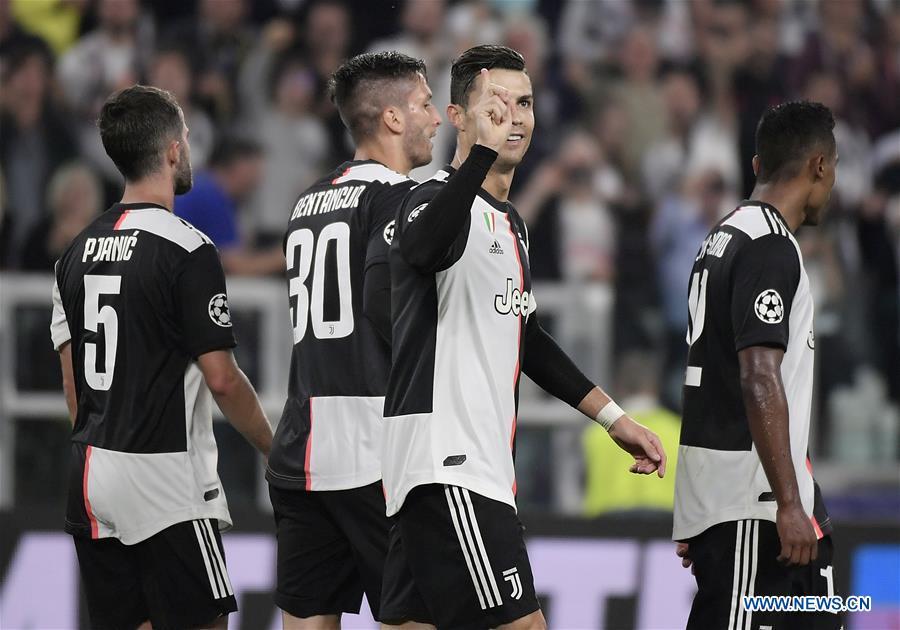 نتيجة مباراة يوفنتوس وليتشي بتاريخ 26-10-2019 الدوري الايطالي