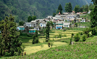 उत्तराखंड के सभी गांव