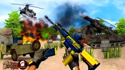 تحميل لعبة الحرب  Army Commando CS Strike مجانية برابط مباشر