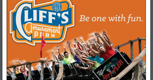 Cliff's discount CLIFF'S AMUSEMENT PARK - $10 OFF WEEKDAYS & SUNDAYS