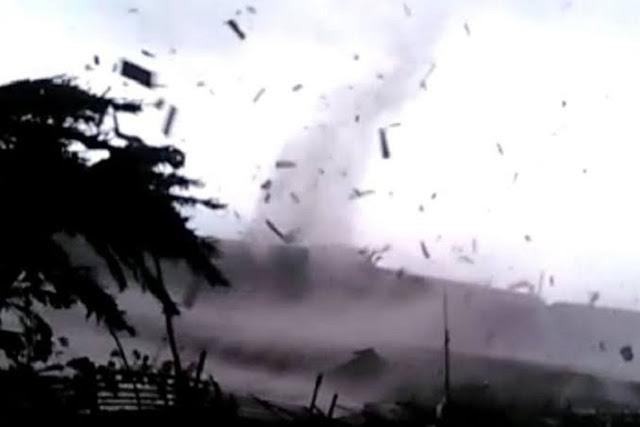 Tips Menghadapi Angin, Petir dan Hujan Lebat Dalam Kondisi Cuaca Ekstrem