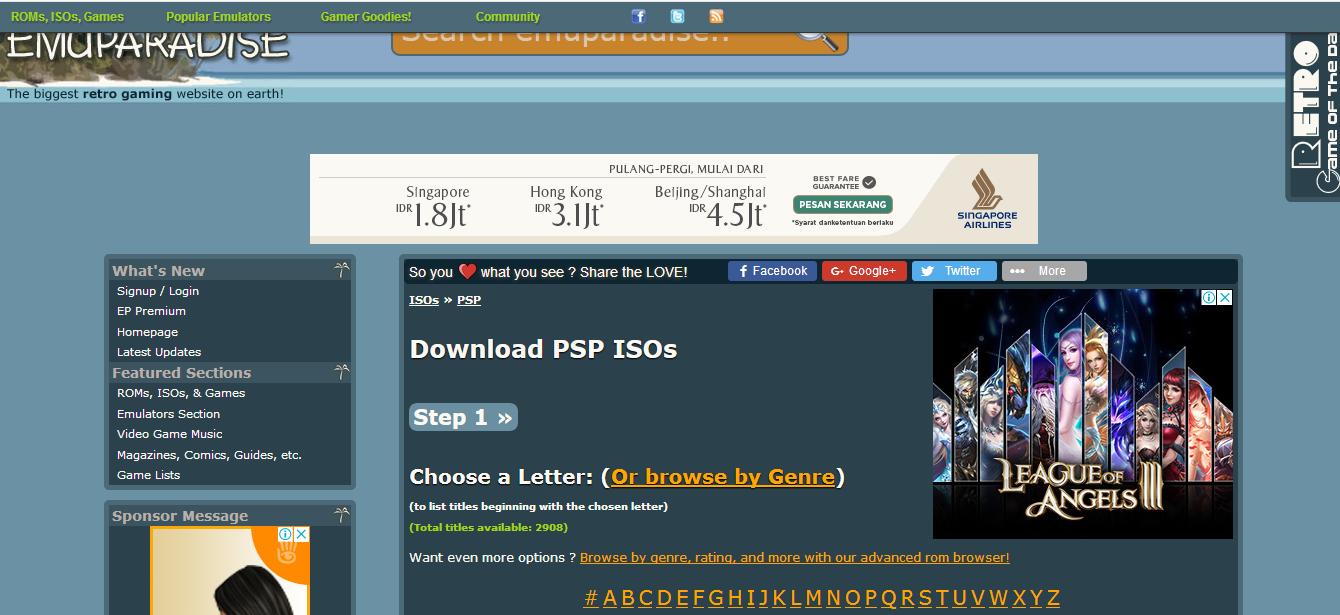 download game psp iso cso ukuran kecil
